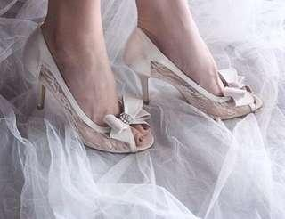 white label wedding shoes