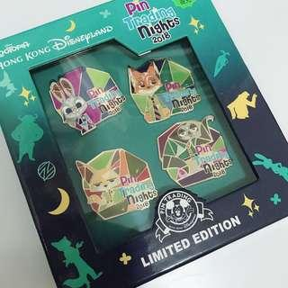 迪士尼襟章 Disney pin disney pins