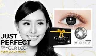 SOFTLENS KOKO BLACK MARBLE