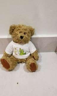 Preloved swamp monster bear