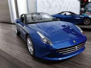 Bburago Race & Play Ferrari California Hard Top 1:18