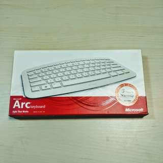 Microsoft Arc Keyboard (弧形鍵盤)