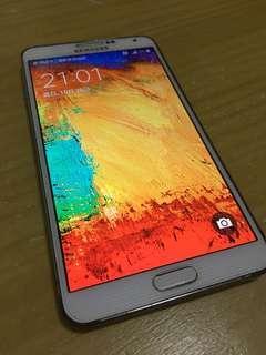 🚚 三星 Note3 Samsung 3G n900 白色