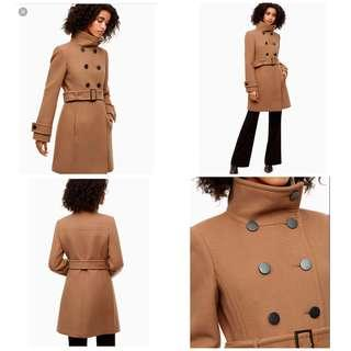 Babaton Bromley Wool Coat