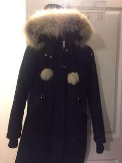 Mooseknuckle parka, size xs, very good condition