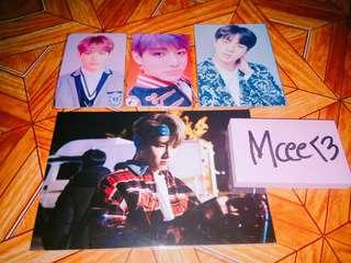 BTS OFFICIAL POSTERS&Photocards
