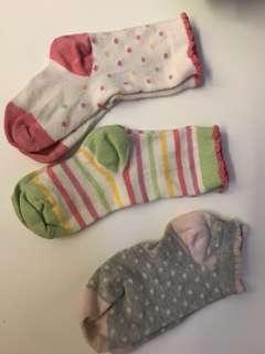 Kaos kaki mothercare