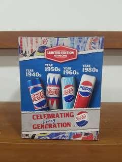 Pepsi Cola Vintage Box Set