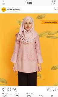 HanaTajuddin blouse