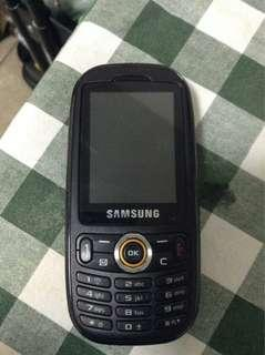 Samsung quadband GSM with keyboard