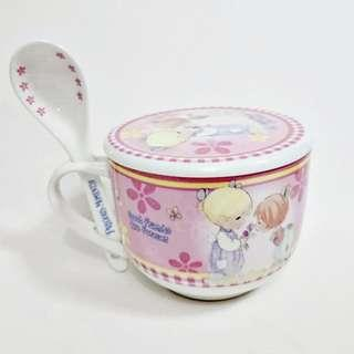 Precious Moment Porcelain Soup Mug + FREE Post!