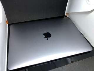 "90% New 12 inch 12"" MacBook Space Gray 太空灰 1.1GHz 256GB Core M 8GB of 1600MHz LPDDR3 early 2015"
