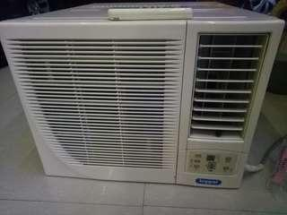 koppel 1hp airconditioned w/ remote control