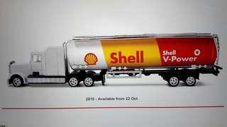 BNIB Shell Fuel Tanker 2010