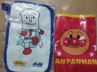 全新麵包超人 anpanman Asahi 限定 手提袋25@