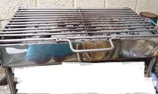 Stainless Table Top Griller