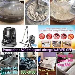 💥We provide mattress,sofa,carpet deep cleaning service💥