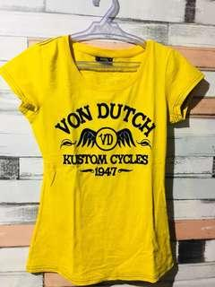 🌼Original Von Dutch Tee