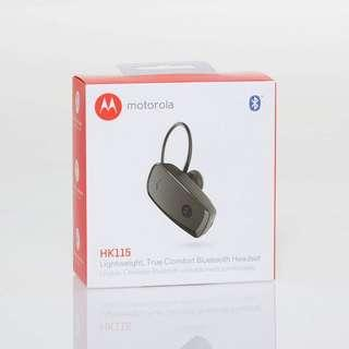 Motorola HK115 True Comfort Bluetooth Headset
