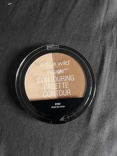 Wet and wild contour palette