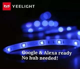 Yeelight light strip LED Smart (plug, pair & play)