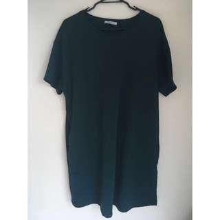 Zara Dress Top