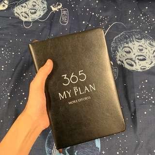 2018 Leather Notebook
