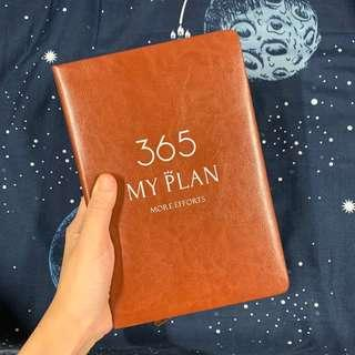 2019 leather notebook