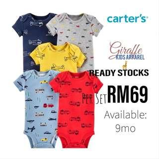 Baby Rompers Authentic Carters