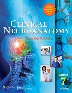 Snell - Clinical Neuroanatomy, 7E (2010)