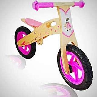 Christmas sale! Ernkids Wooden Balance Bike, Singapore