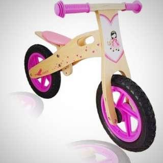 Princess Ernkids Balance Bike