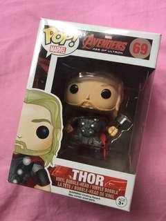 Thor Pop Vinyl