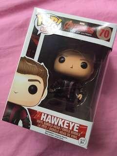 Hawkeye Pop Vinyl