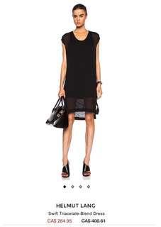 NWOT Helmut Lang SWIFT Dress