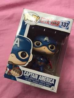 Captain America Pop Vinyl
