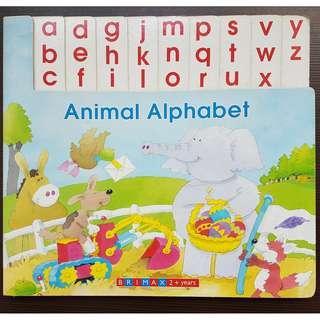 PL Animal Alphabet Board Book