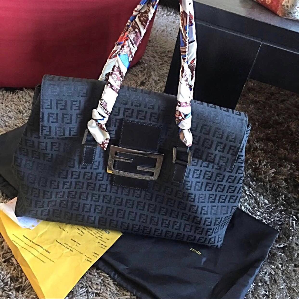 100% Authentic Fendi Bag 4be8084899662