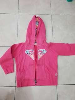 Roxyjaket pink