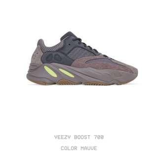 Adidas Yeezy 700 UK 7.5