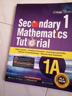 Assessment Books for sec 1 normal(t)