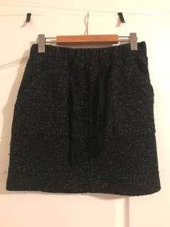 Cozy Wool Skirt | Size S