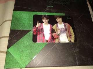 MONSTA X OFFICIAL PC'S AND POSTER