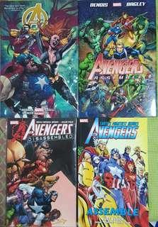 Marvel Graphic Novels for sale