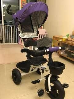 幼童 三輪車