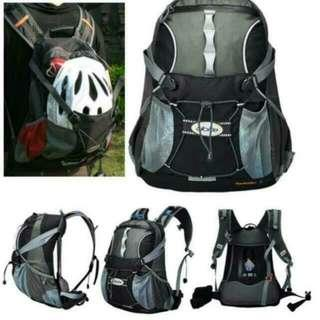 Doite 6897 air suspension system of mountain bicycle backpack cycling equipment accessories_outdoor_sports