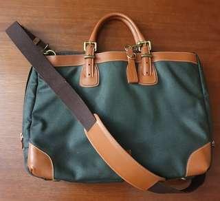 RENOMA Briefcase Bag/Laptop Compartment