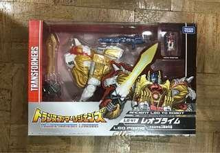 🚚 Transformers Legends LG41 Leo Prime
