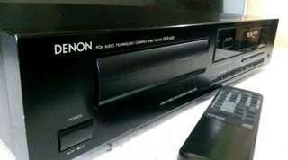 Denon CD Player Japan