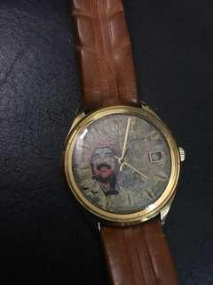Vintage Watch made for Saddam Hussein